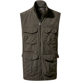 Craghoppers NosiLife Adventure II Mouwloos Vest Heren, woodland green